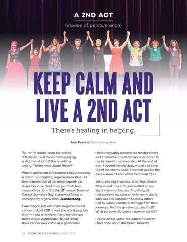 Page 44 of Keep Calm and Live a 2nd Act