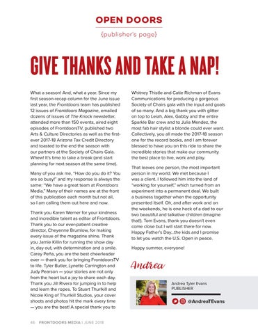 Page 46 of Give Thanks and Take a Nap