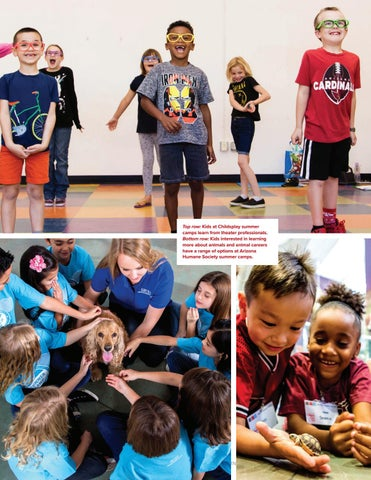Page 7 of Summer Camps are Fun And Big Business for Nonprofits