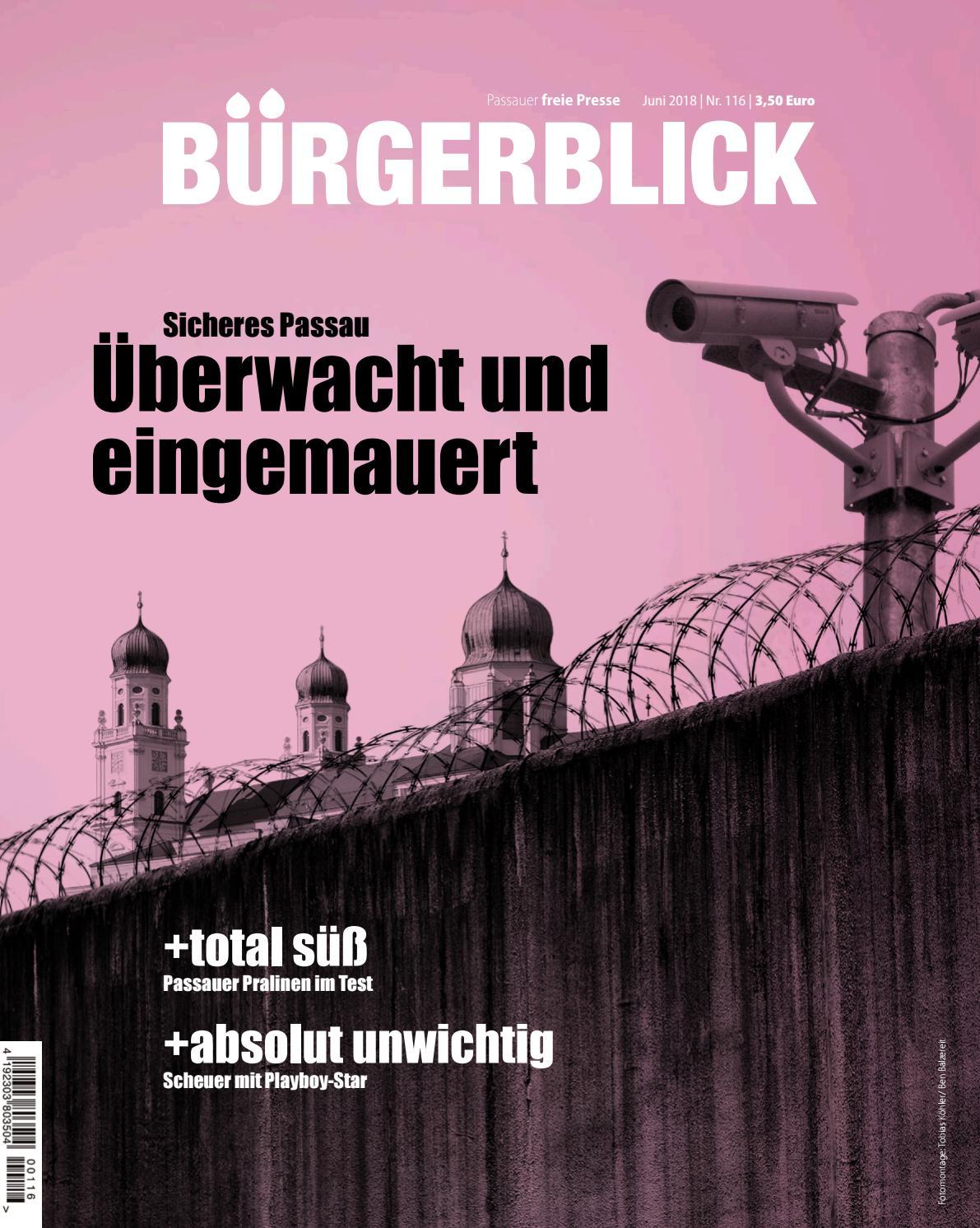 Burgerblick Nr 116 By Hubert Jakob Denk Issuu