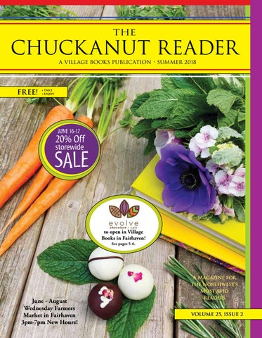 Page 1 The Chuck Anut Reader A Village Books