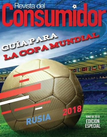 Edicion especial revista del consumidor mundial rusia 2018 by ... 605d9f9dbe2e4