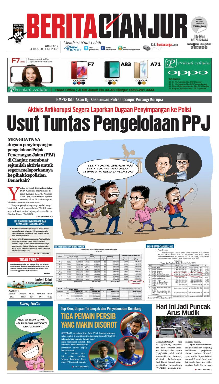 Berita Cianjur Usut Tuntas Pengelolaan PPJ By Beritacianjurcom
