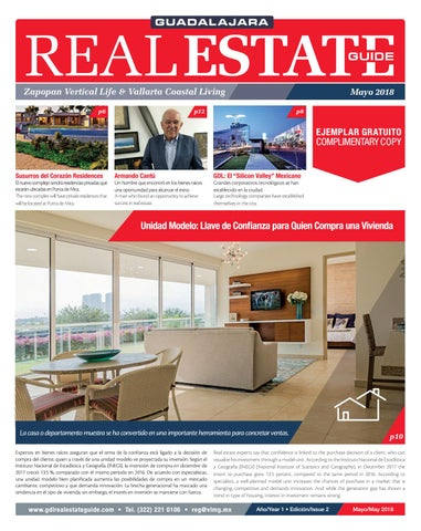 Guadalajara Real Estate Guide Mayo 2018 By Vallarta