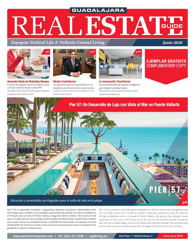 Guadalajara Real Estate Guide Junio 2018 By Vallarta