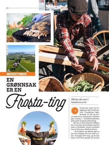 Page 22 of En grønnsak er en Frosta-ting