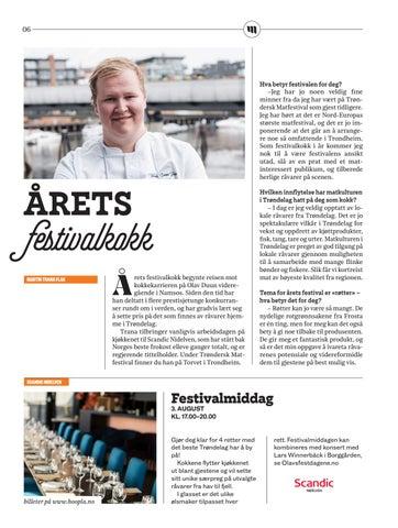 Page 6 of Årets festivalkokk