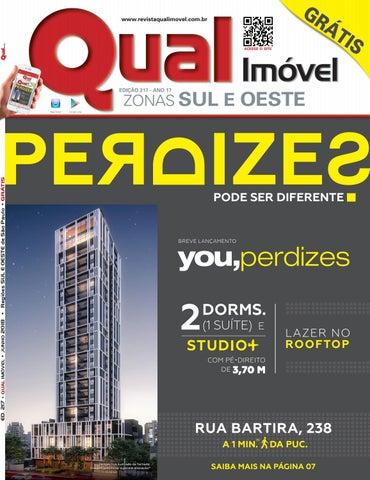 1b55324f8fa Revista Qual Imóvel - Zonas SUL E OESTE Ed.217 - Junho   2018 by ...