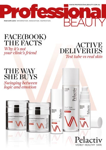 Professional Beauty March-April 2018 by The Intermedia Group - issuu