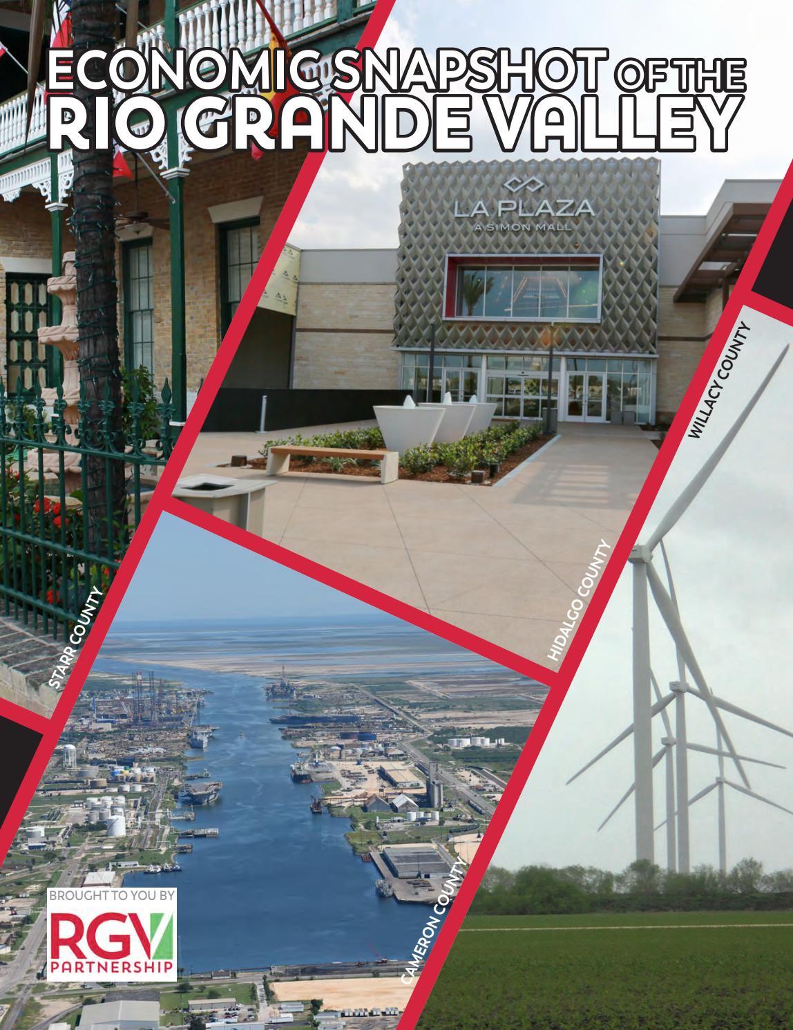 Healthgrades 50 Best Hospitals 2016: Economic Snapshot Of The Rio Grande Valley By Rio Grande