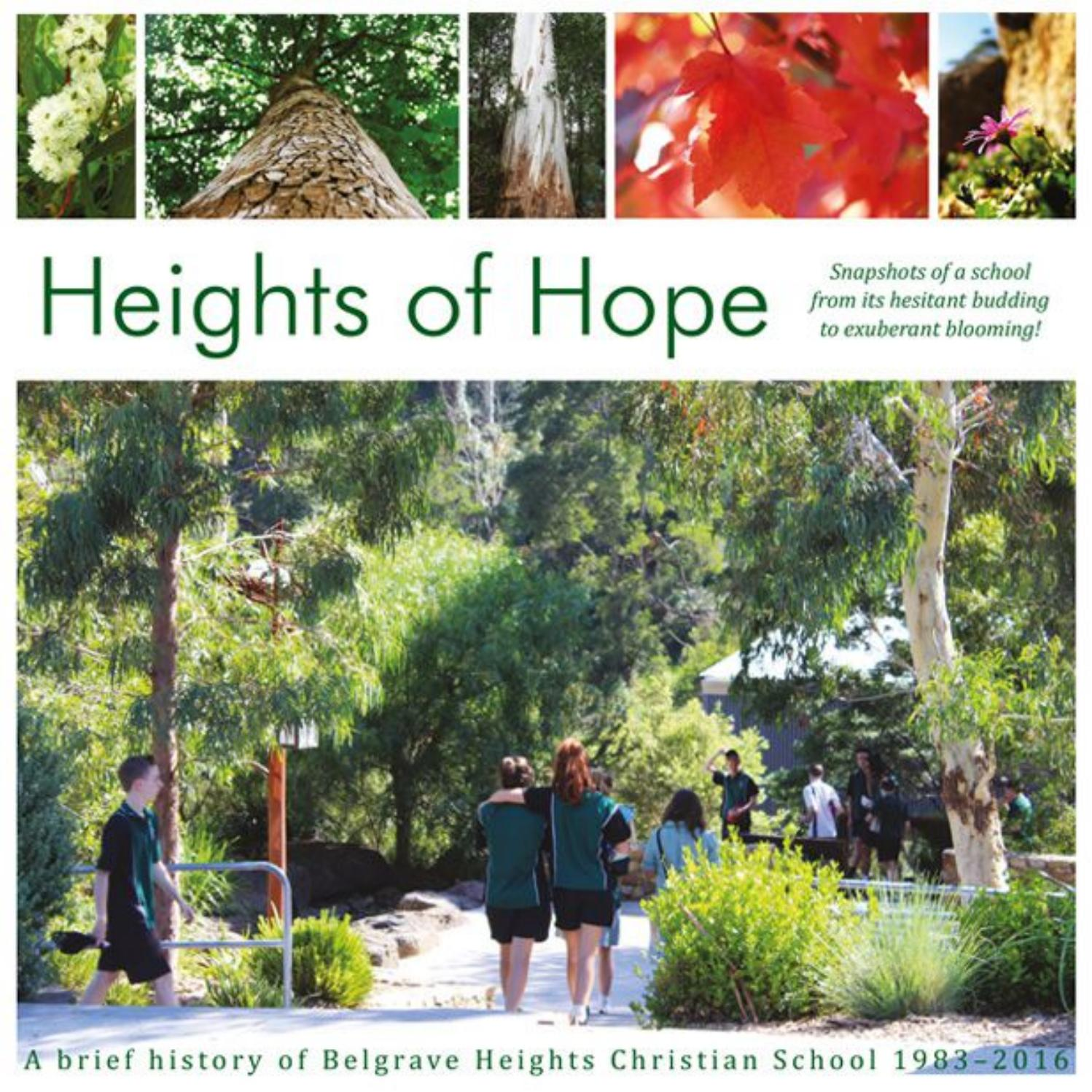 belgrave heights christian school review