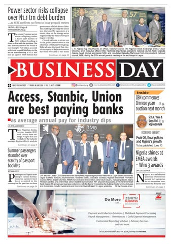 d76437f0172 Businessday 08 jun 2018 by BusinessDay - issuu