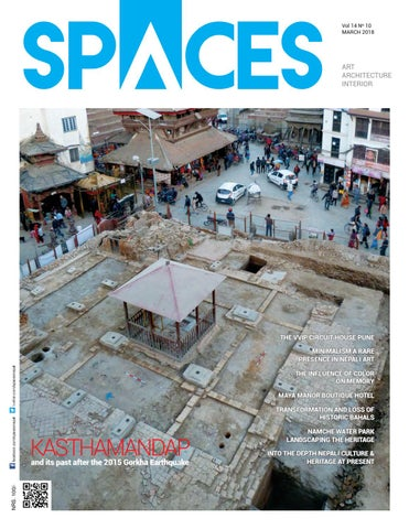 Spaces Nepal March 2018 By Spaces Nepal Issuu