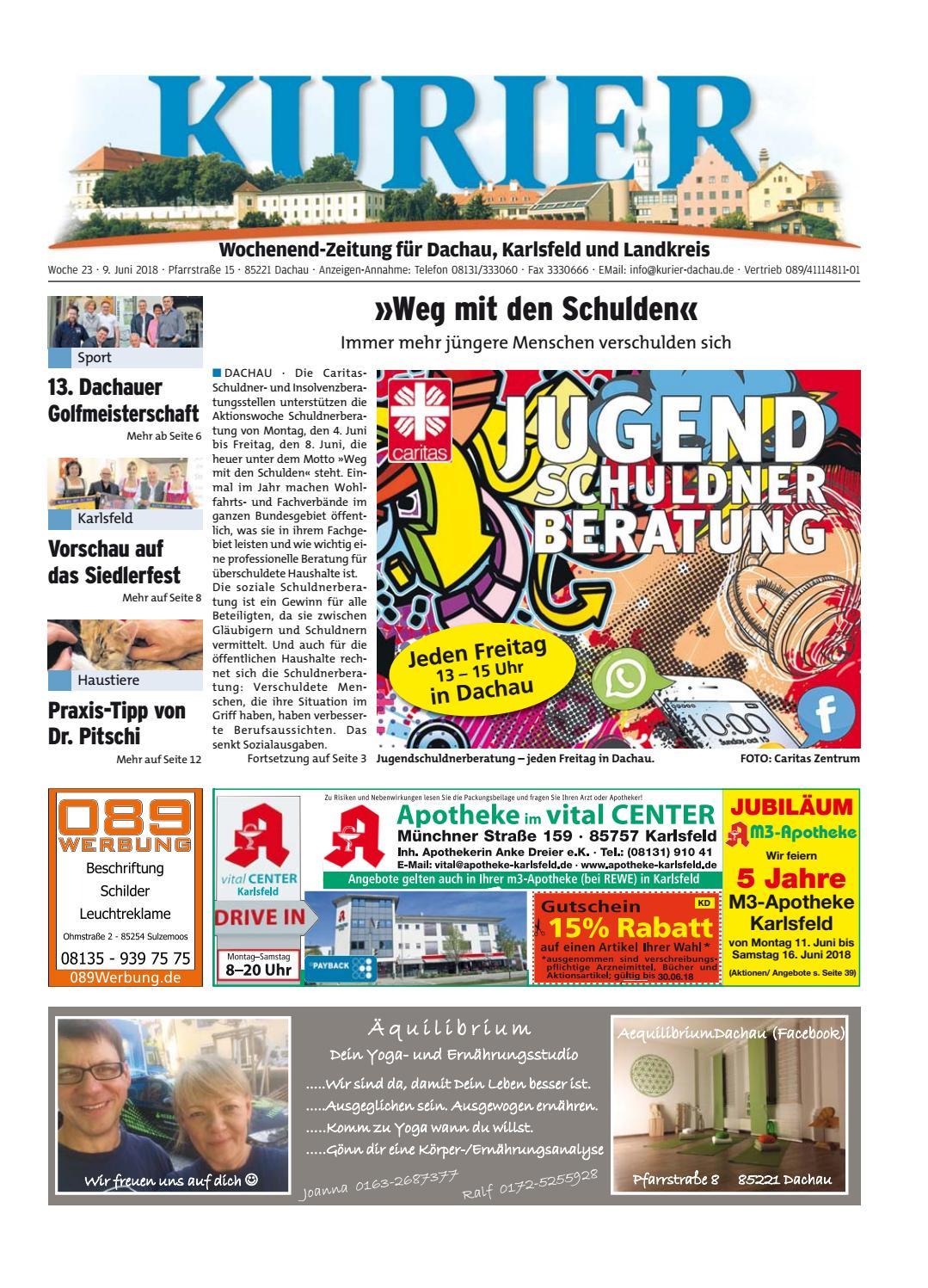 d5d5de6c877578 KW 23-2018 by Wochenanzeiger Medien GmbH - issuu