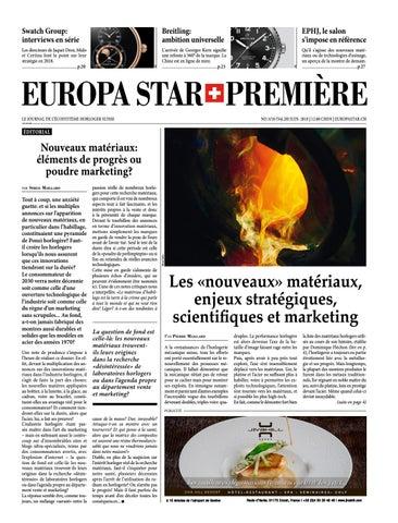 Es premiere 318 lr by Europa Star HBM - issuu 50269962983f