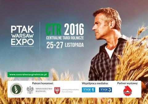 Katalog Centralnych Targów Rolniczych 2016 By Alexander