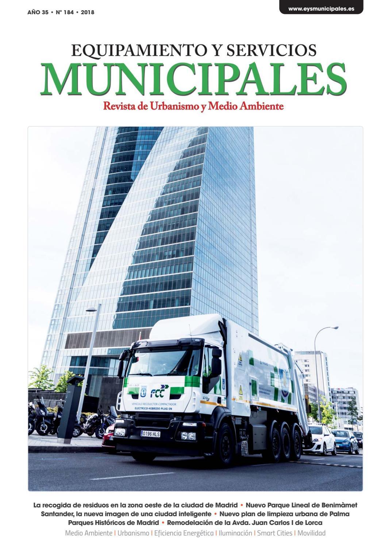 86b40e027638 Equipamiento y Servicios Municipales nº184 by Equipamiento y ...
