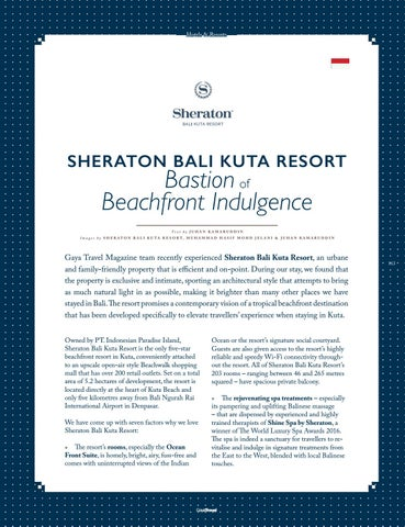 Page 115 of Hotels & Resorts