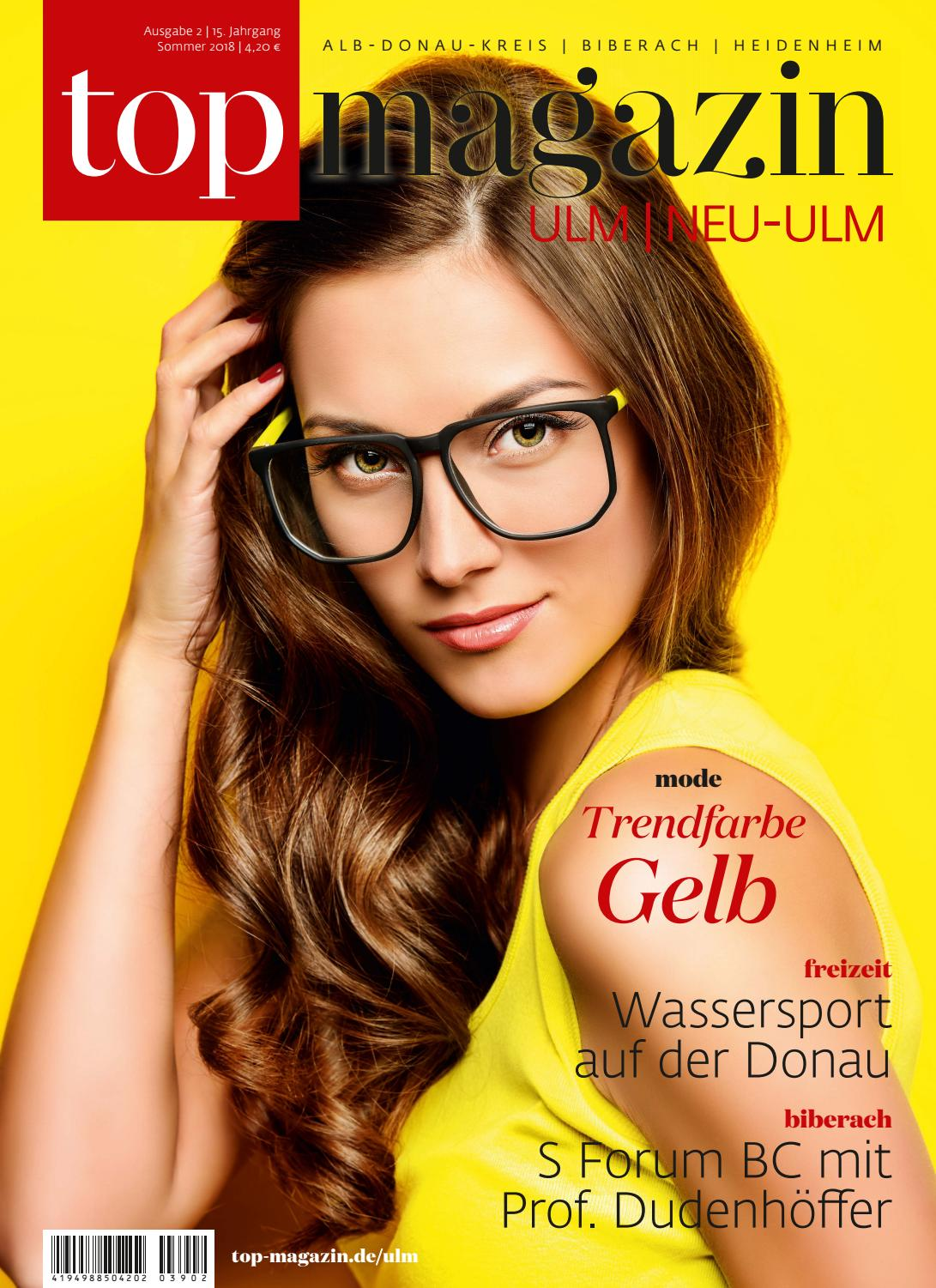 3831a61d7f80be Top Magazin Ulm Sommer 2018 by Top Magazin - issuu