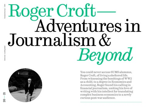 Page 11 of Roger Croft - Adventures in Journalism and Beyond