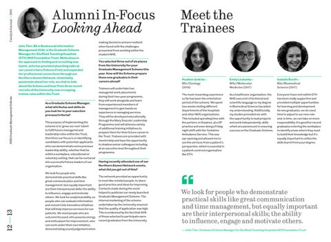 Page 7 of Alumni In-Focus