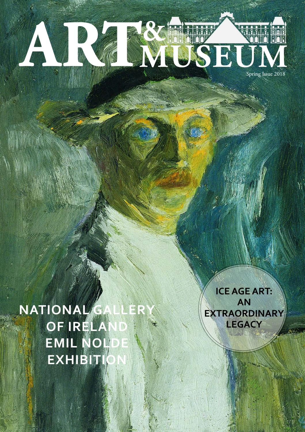 Art & Museum Magazine Spring 2018 Issue by Family Office Magazine ...