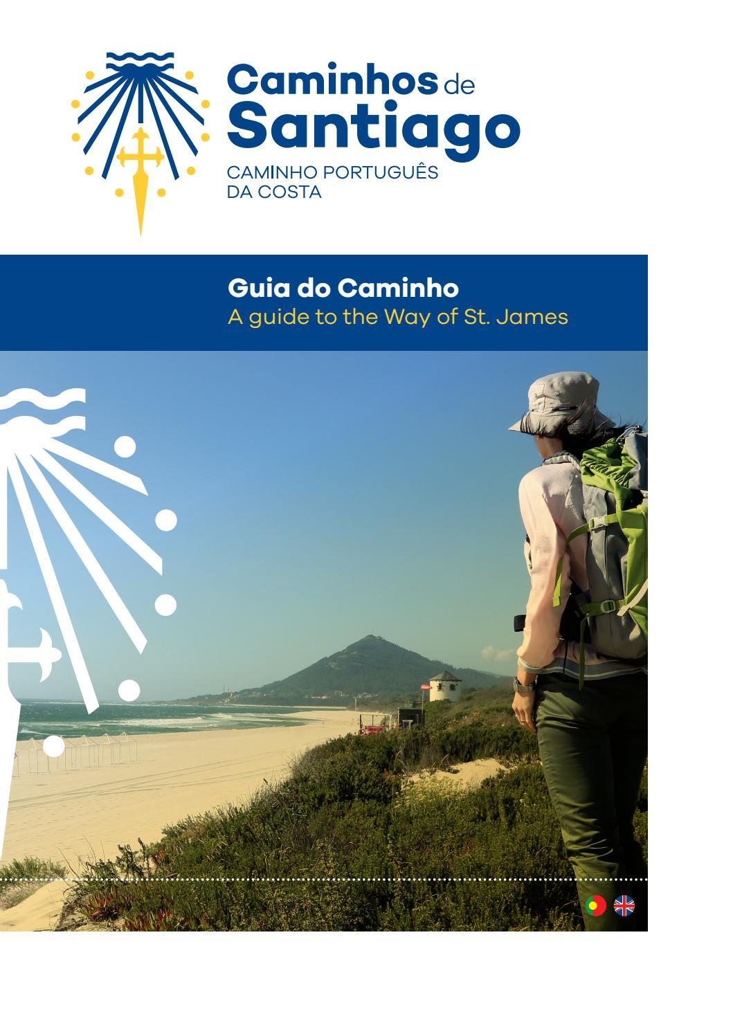 Guia do Caminho Português da Costa by Caminho Português da Costa - Caminho  de Santiago - issuu 5da464e100b