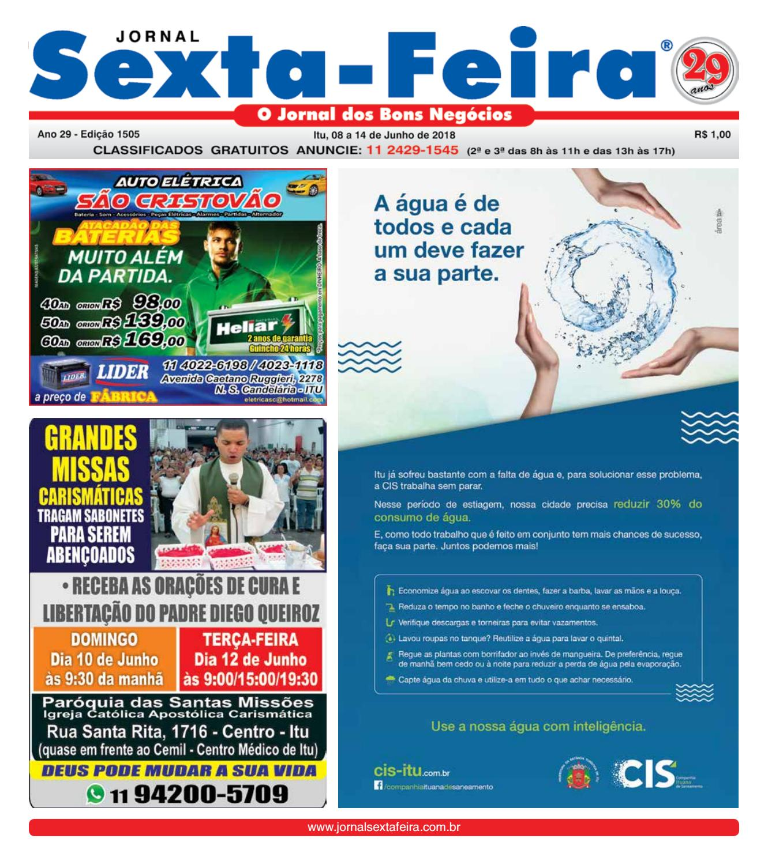 5a234ed47 Jornal Sexta Feira