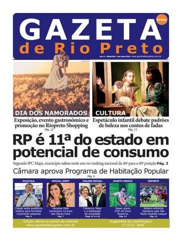 Gazeta de Rio Preto - 08 06 2018 by Social Light - issuu dfd2c9eefd0