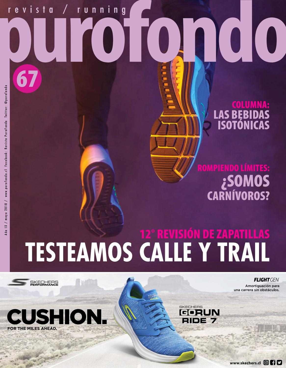 Purofondo ed.67 may 2018 by BEACTIVE COMUNICACIONES issuu