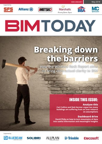 BIM Today (May 2018 Edition) by Iftikhar Ismail - BIMologist - issuu
