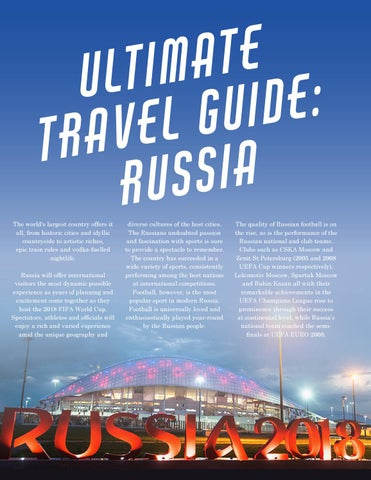 Page 106 of Ultimate Travel Guide to Russia