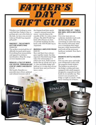 Page 118 of Fathers Day Gift Guide