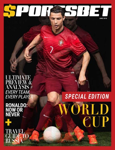 SportsBet Magazine World Cup Special Edition by Sportsbet Magazine ... 4409fa2a0