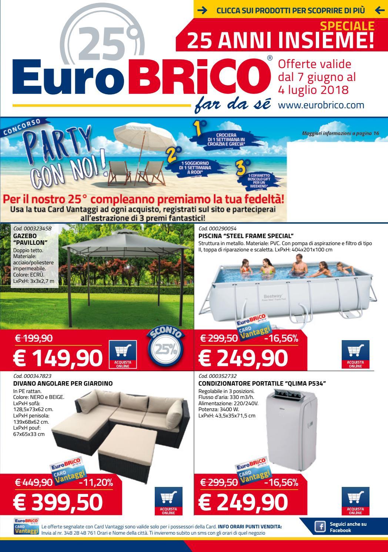 Eurobrico Tavoli Da Giardino.Eurobrico 4lug By Best Of Volantinoweb Issuu