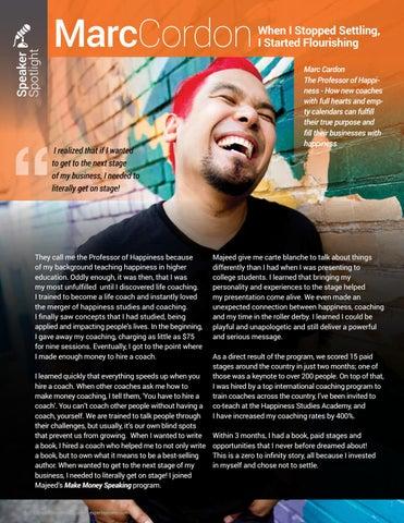 Page 6 of Expert Speaker Spotlight: Marc Cardon
