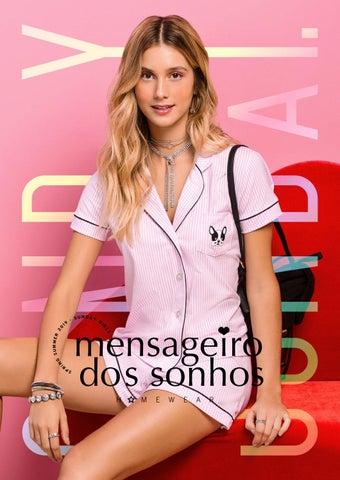 5e62e415f Sunday Girls Mensageiro dos Sonhos Spring Summer 2019 by Mensageiro ...