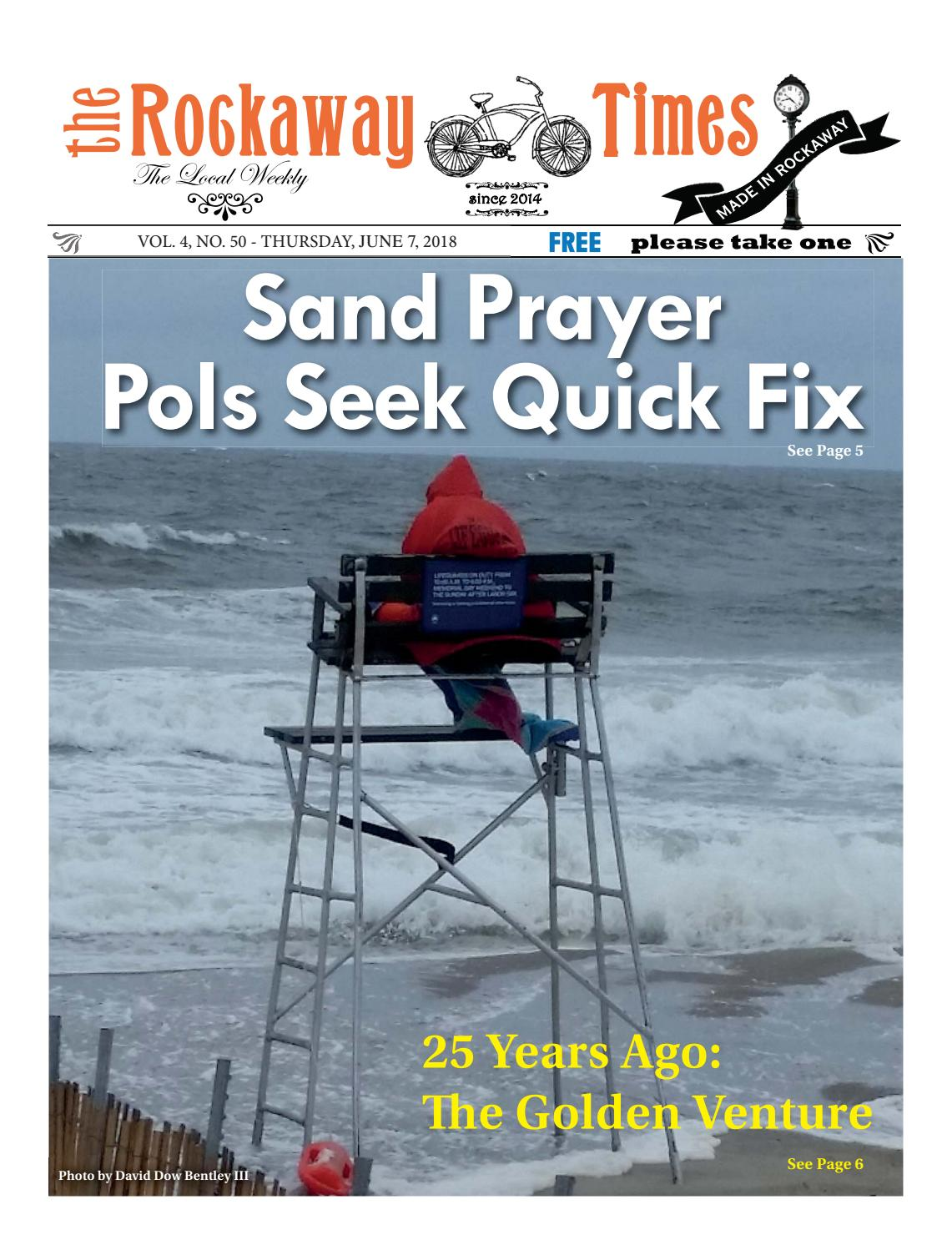 The Rockaway Times | THURSDAY, JUNE 7, 2018 by Mike Kurov - issuu