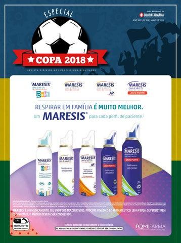 Especial Copa 2018 by Guia da Farmácia - issuu b732b5779f5c0