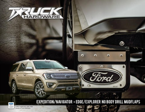 Expedition Navigator Catalogue 2018 by Truck Hardware - issuu