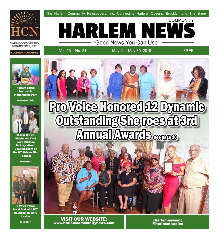 Harlem munity Newspapers