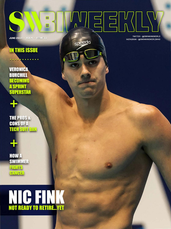 Biweekly June 7th, 2018 by Swimming World Magazine - issuu
