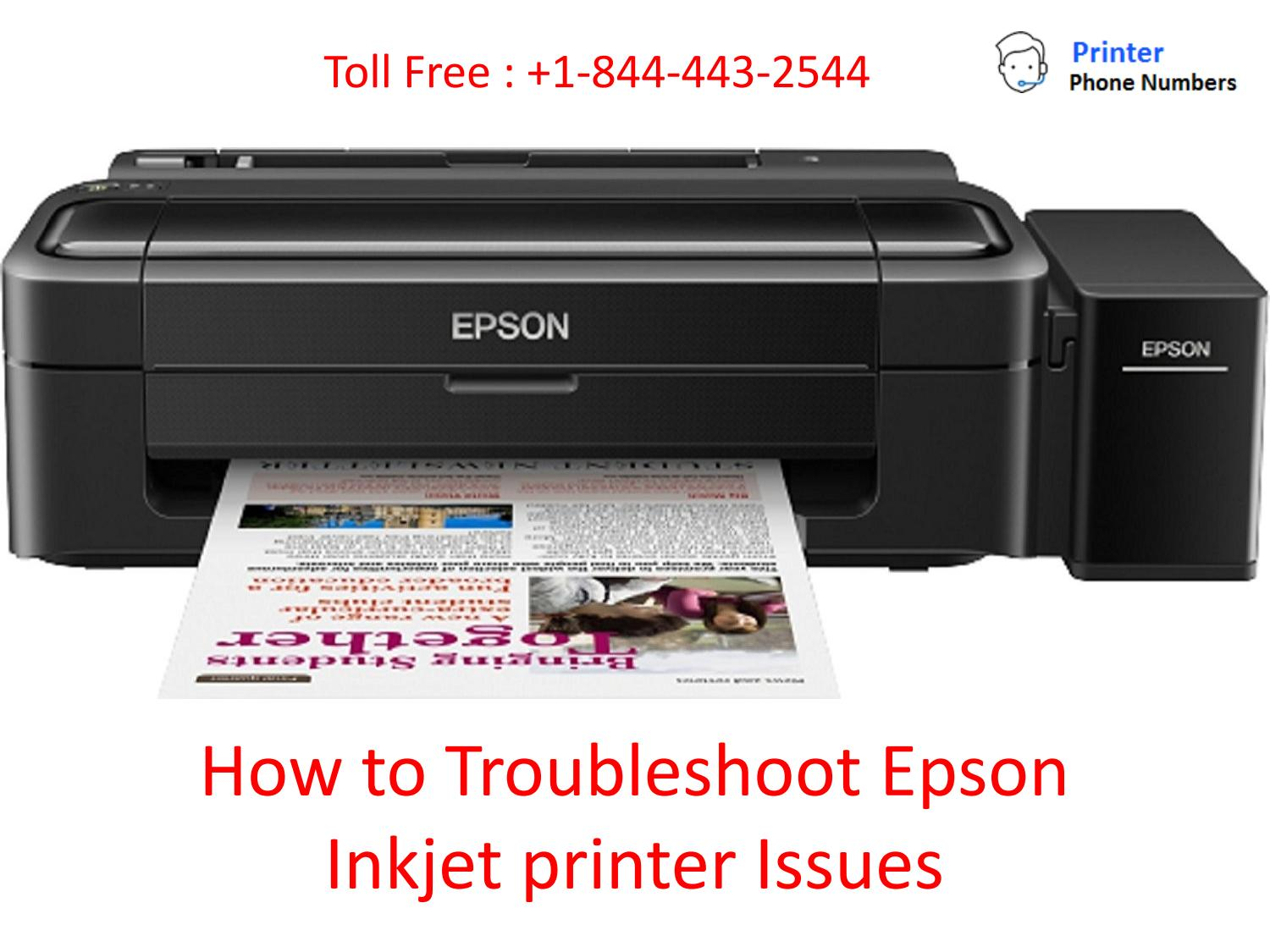 How to fix epson printer error w 13 code by printersnumber - issuu