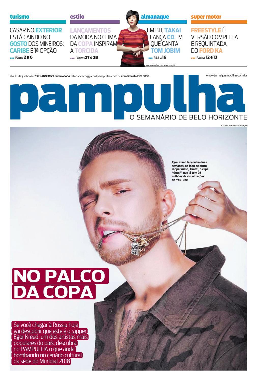 0f50c47f338 Pampulha - 09 a 15 de junho de 2018 by Tecnologia Sempre Editora - issuu