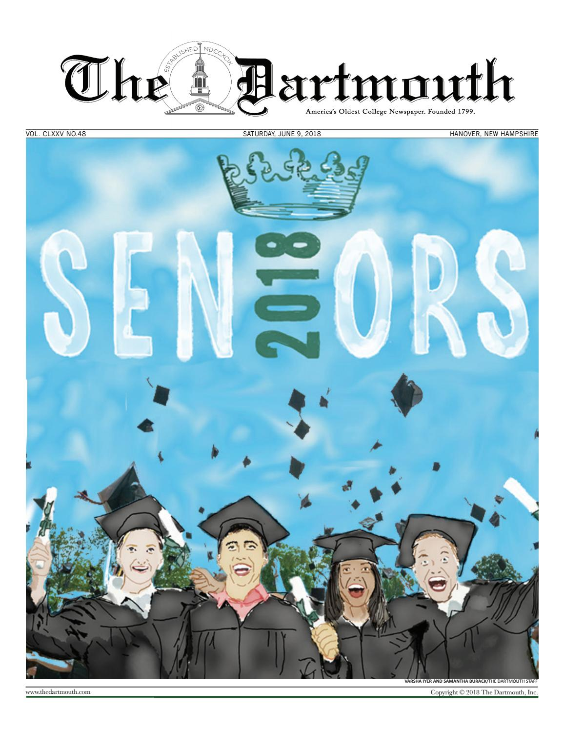 The Dartmouth Commencement & Reunion 2018 06/09/18 by The