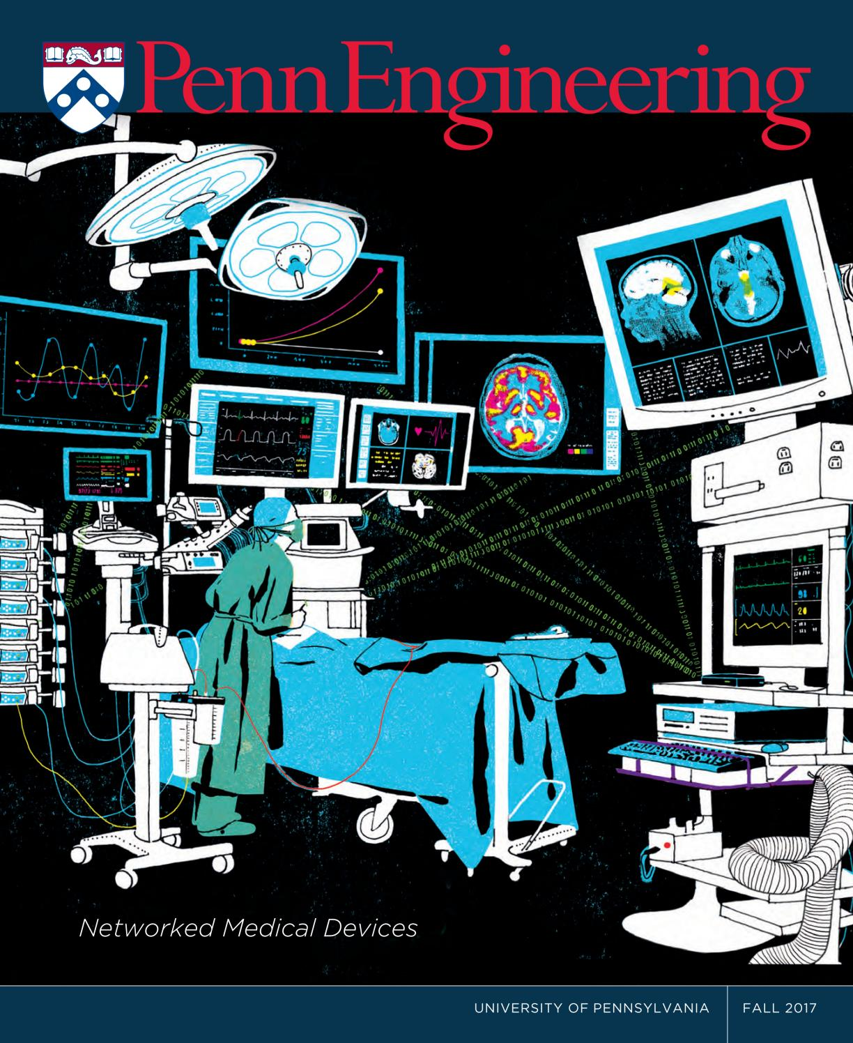 Penn Engineering Magazine Fall 2017 By Issuu Perfectly Imperfect Silicon Chips The Electronic Brains That Run