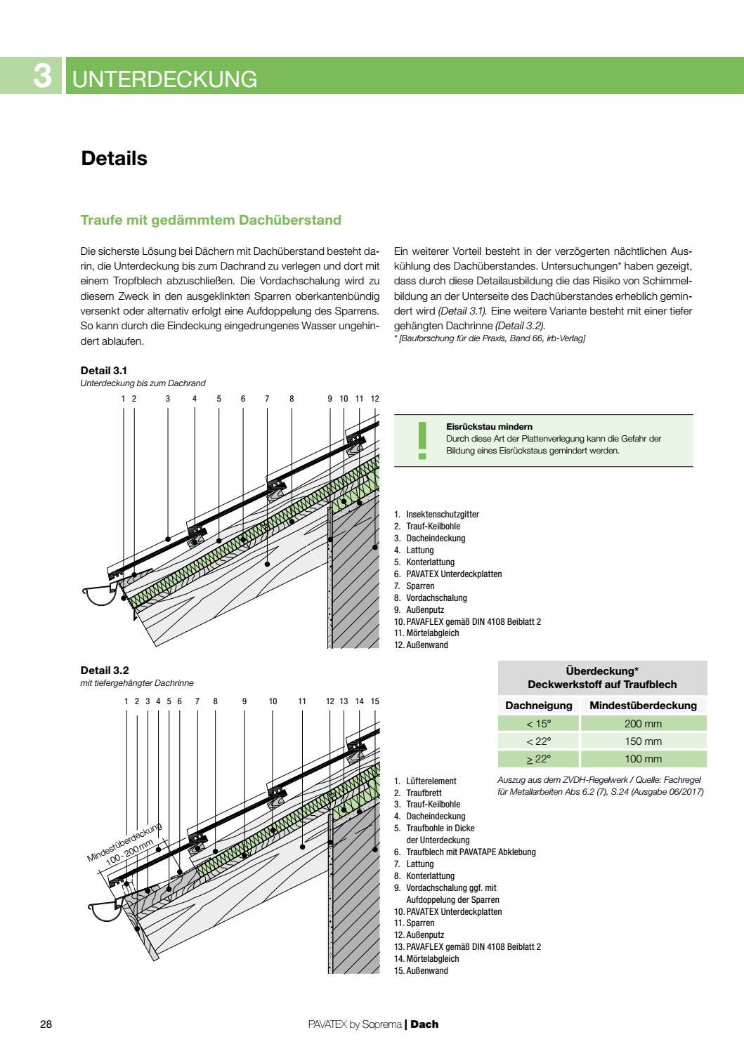 Top ecomat pavatex dak 18 (duits) by ecomat - issuu #IV_26