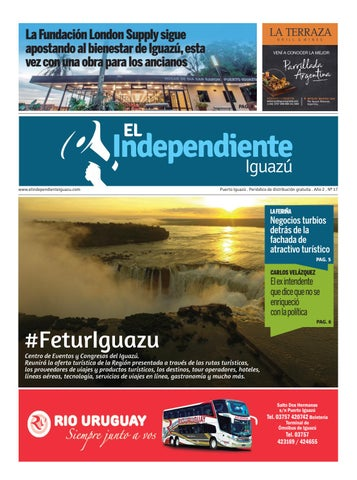 Semanario Iguazu Nº 17 By Independienteiguazu Issuu