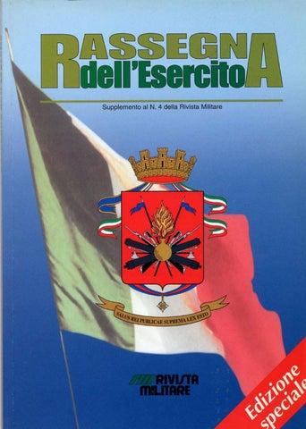 EDITORIALE Questa edizione speciale è interamente dedicata all Esercito 90abe540a948