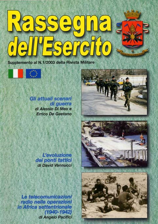RASSEGNA DELL ESERCITO 2003 N.1 by Biblioteca Militare - issuu f2a15978046e